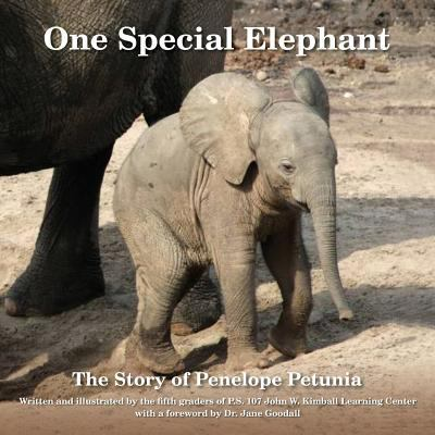 One special elephant : the story of Penelope Petunia