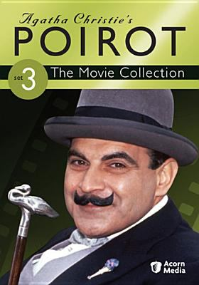 Poirot. Set 3 : the movie collection.