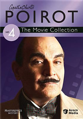 Poirot. Set 4 : the movie collection.