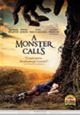 A monster calls / Focus Features presents ; in association with Participant Media, River Road Entertainment ; an Apaches Entertainment, Telecinco Cinema, A Monster Calls AIE, La Trini production ; screenplay by Patrick Ness ; directed by J.A. Bayona ; produced by Belén Atienza.