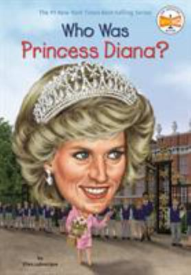 Who was Princess Diana? / by Ellen Labrecque ; illustrated by Jerry Hoare.