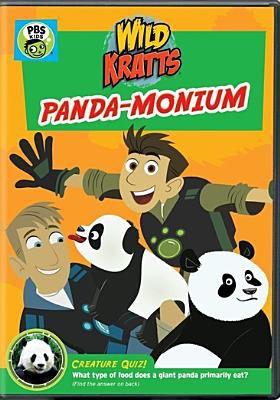 Wild Kratts. Panda-monium.