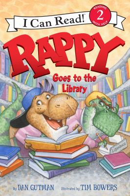 Rappy Goes to the Library.