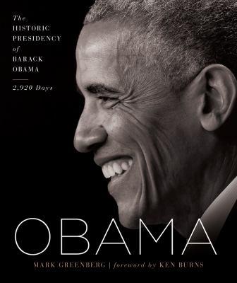 Obama : the historic presidency of Barack Obama : 2,920 days