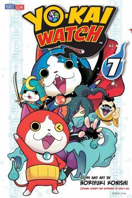 Yo-kai watch. 7, A hairy situation