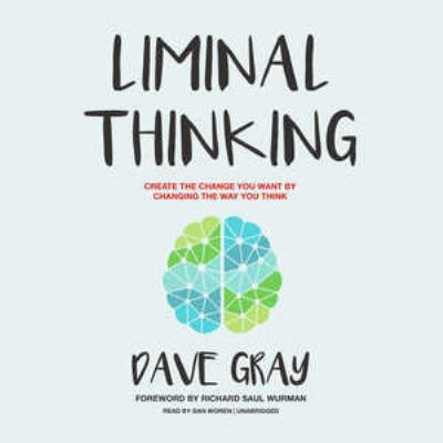 Liminal thinking : create the change you want by changing the way you think