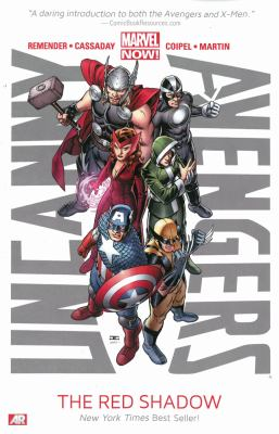 Uncanny Avengers. Volume 1, The Red Shadow