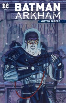 Batman Arkham : Mister Freeze.