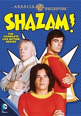 Shazam! The complete live action series.