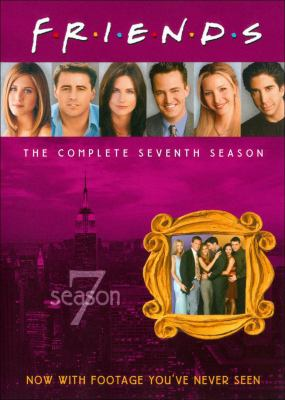 Friends. The complete seventh season