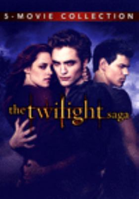 The twilight saga : the complete 5-movie collection.