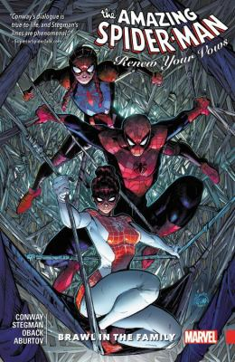The Amazing Spider-Man. Renew your vows