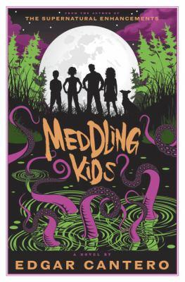 Meddling kids : a novel / Edgar Cantero.
