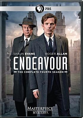 Endeavour. The complete fourth season