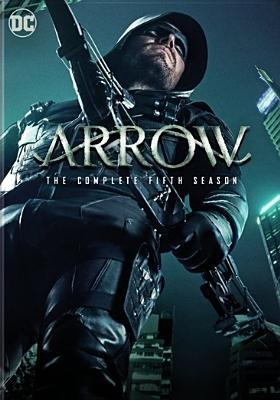 Arrow. The complete fifth season.