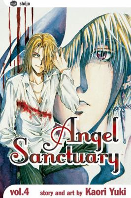 Angel sanctuary. Vol. 4 / story and art by Kaori Yuki ; [translation, JN Productions ; English adaptation, Marv Wolfman].