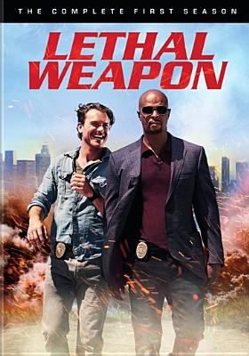 Lethal weapon. The complete first season.