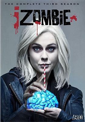 izombie. The complete third season.