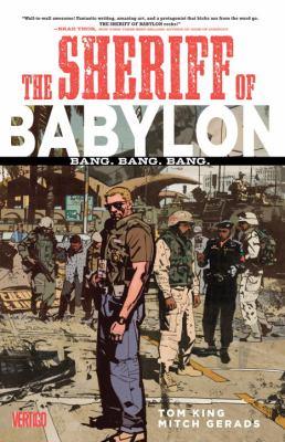 Sheriff of Babylon / Tom King, writer ; Mitch Gerads, artist.