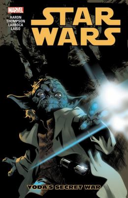 Star Wars. Vol. 5, Yoda's secret war