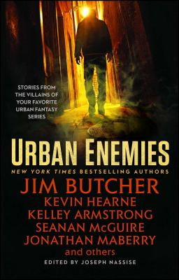 Urban enemies : a collection of urban fantasy stories