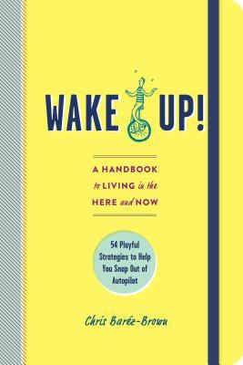 Wake up! : a handbook to living in the here and now : 54 playful strategies to help you snap out of autopilot