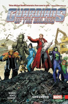 Guardians of the Galaxy. Grounded