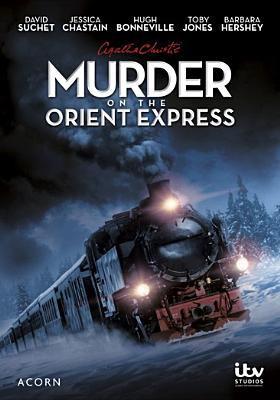 Agatha Christie's murder on the Orient Express.