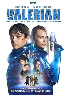 Valerian and the city of a thousand planets / STX Films and EuropaCorp Films USA present ; a Valerian S.A.S. and TF1 Films Production coproduction ; with the participation of OCS and TF1 ; in association with Fundamental Films, BNP Paribas, Orange Studio, Universum Film GmbH, Novo Pictures, River Road Entertainment, Belga Films ; screenplay by Luc Besson ; directed by Luc Besson ; produced by Virginie Besson-Silla.