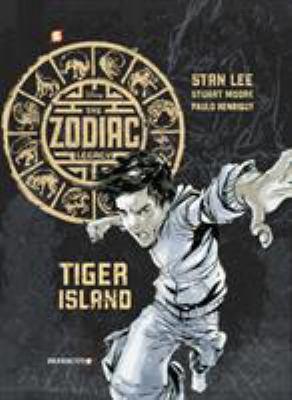 The zodiac legacy. #1, Tiger Island