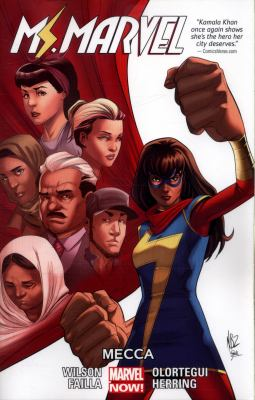 Ms. Marvel. Vol. 8, Mecca