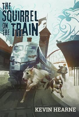 The squirrel on the train : Oberon's meaty mysteries