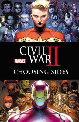 Civil War II. Choosing sides