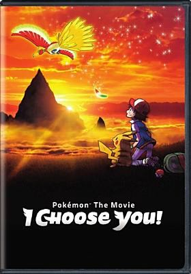 Pokemon the movie, I choose you!.