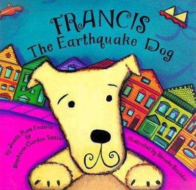 Francis, the earthquake dog