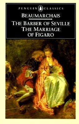 The barber of Seville ; and, The marriage of Figaro
