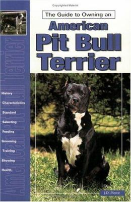 The guide to owning an American pit bull terrier
