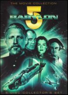 Babylon 5, the movie collection