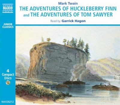 The adventures of Huckleberry Finn : and the adventures of Tom Sawyer
