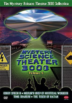Mystery science theater 3000. Volume 5