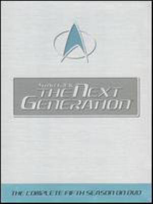 Star trek, the next generation. Season 5