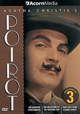 Agatha Christie's Poirot. Collector's set 3
