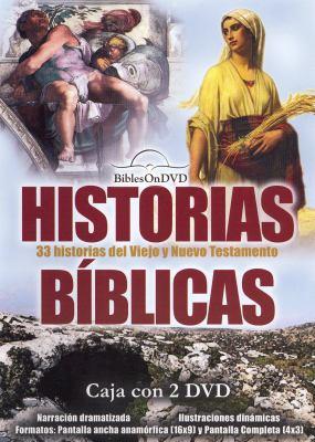 Historias de la Bíblia de Nuevo testamento.