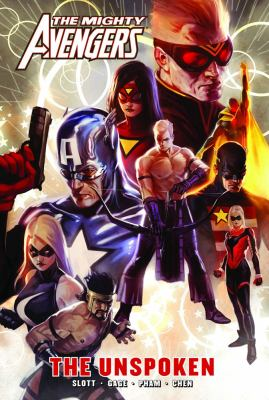 The Mighty Avengers. The unspoken