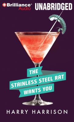 The Stainless Steel Rat wants you