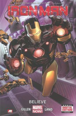 Iron Man. Vol. 1, Believe