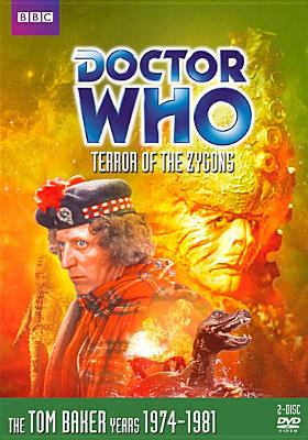 Doctor Who. Terror of the Zygons.