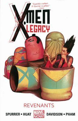 X-Men legacy. 3, Revenants