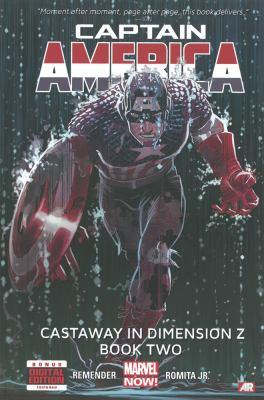 Captain America. Vol. 2, Castaway in Dimension Z. Book two