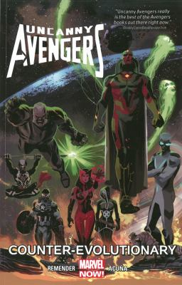 Uncanny Avengers. [Vol 1], Counter-evolutionary